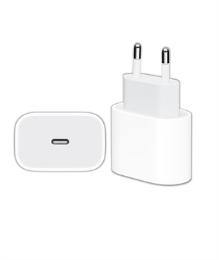 IPHONE 18W USB-C POWER ADAPTER
